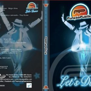 DVD FP Lets dance