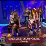 Função Públika – Programa Bamboleo com o tema – Chantaje da Shakira