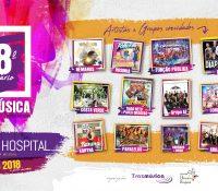 28º Aniversário Trazmúsica Espectáculos – Oliveira do Hospital