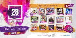 28º Aniversário Trazmúsica – Oliveira do Hospital